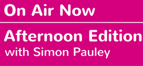 On air now: Afternoon Edition