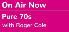 On air now: Pure 70s