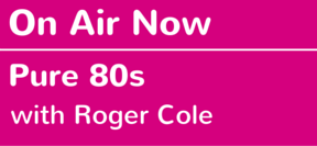 On air now: Pure 80s